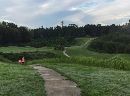 A view from Brooksville Quarry Golf Course (Celeste Johnson).