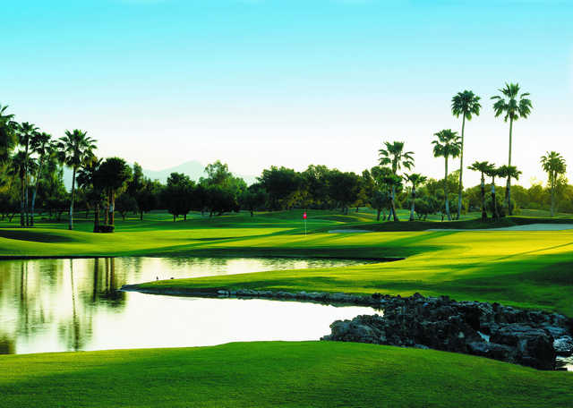 McCormick Ranch - Palm: View from #7