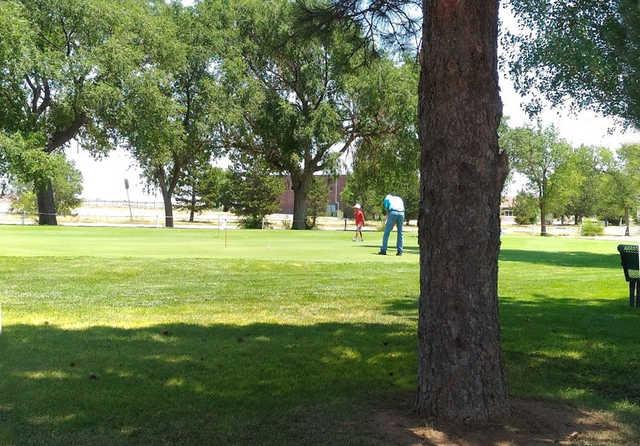 A sunny day view from Clayton Golf Club (Bobtail Bob).