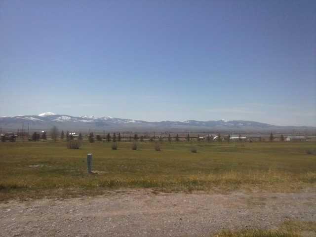 A view from Arrowhead Meadows Golf Course.