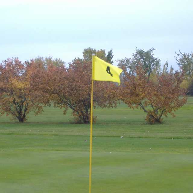 A view from green #4 at Star City Golf Course.