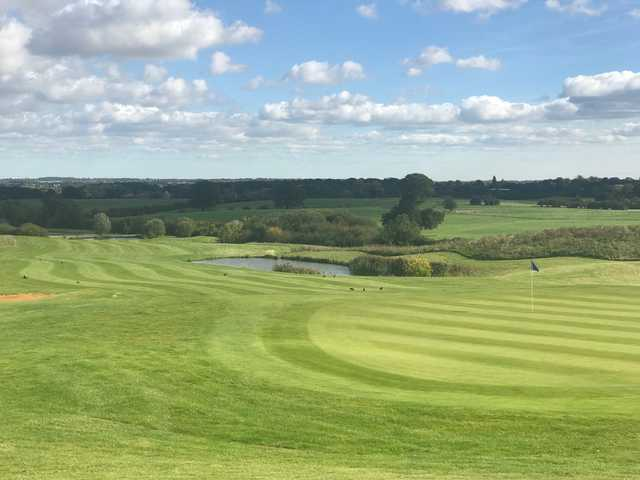 A view from Blakes Golf Club