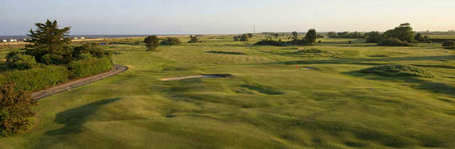 A view from Frinton Golf Club