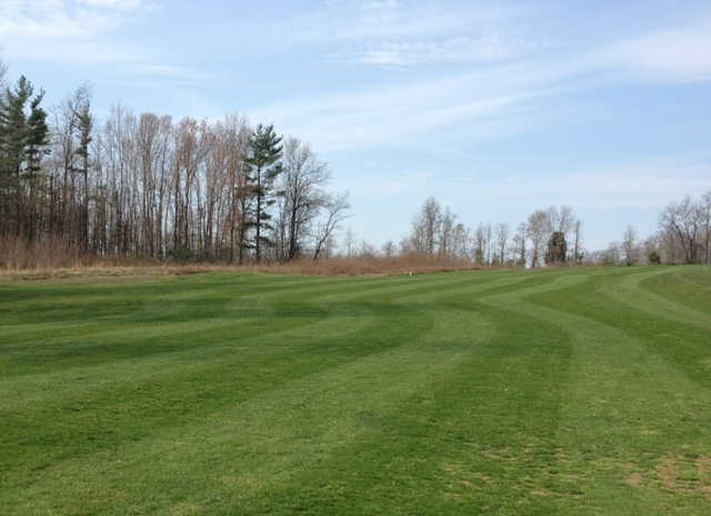A view of fairway #8 at Pine Hills Golf Course (Grant Gilland).