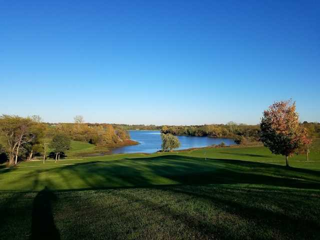 A fall day view from Lancaster Country Club (Chris Calhoun).