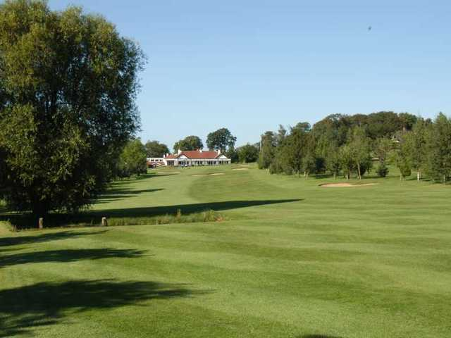 A view from Wakefield Golf Club