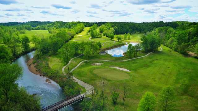 A view from Nashville National Golf Links