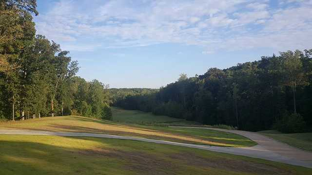 A view from The Ridges at Village Creek.