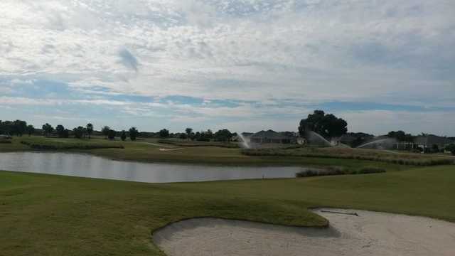 A view from Redfish Run at The Villages Executive Golf Trail (Sean Foerster).