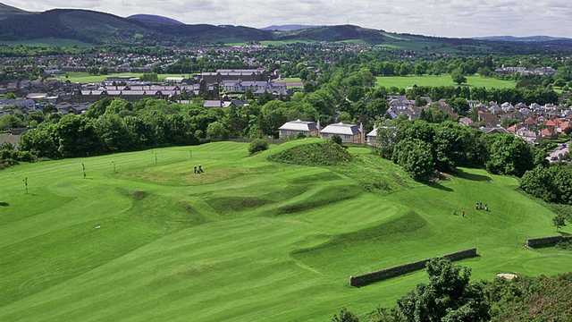 A view from Merchants Of Edinburgh Golf Club