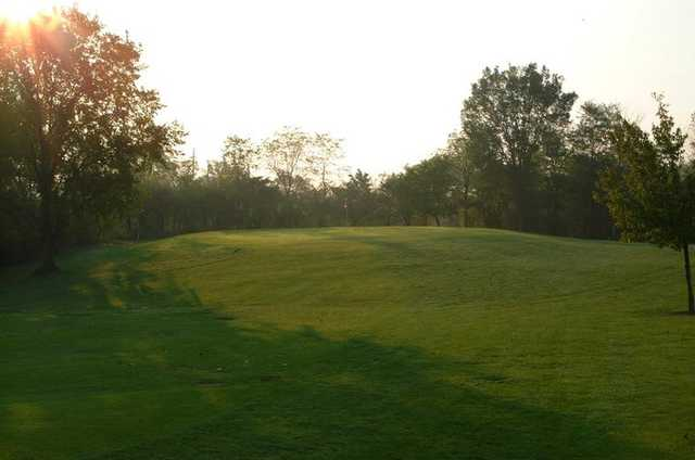 A view from Fallen Timbers Fairways