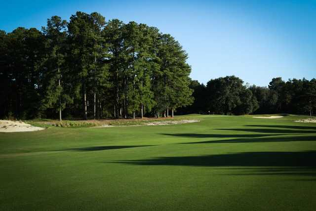 View from the 10th fairway at Longleaf Golf & Family Club