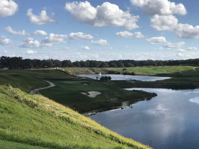 View from no. 10 at Adena Golf & Country Club (Mike Lowe)