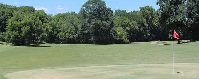 View from Indian Oaks GC's #8
