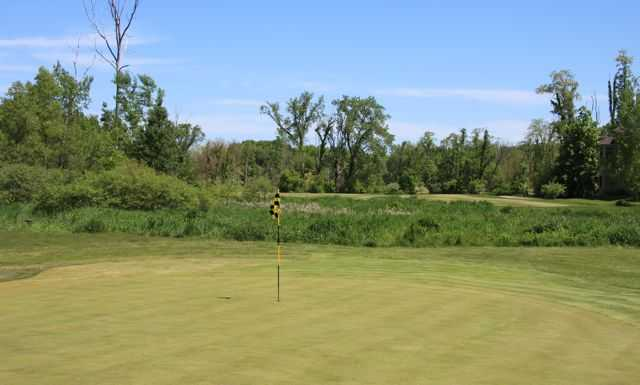 A view of hole #12 at Aberdeen Course