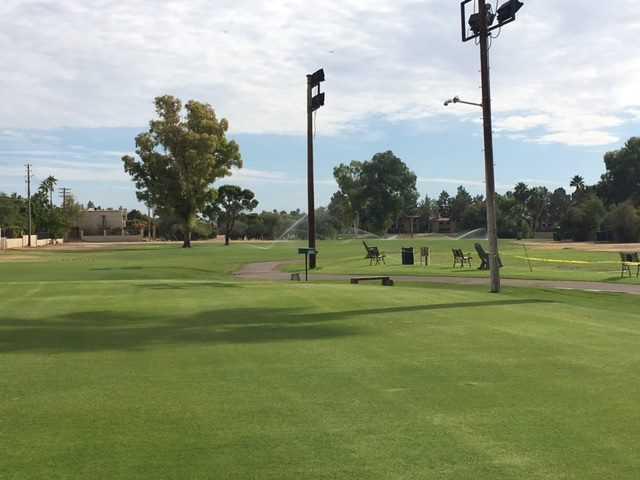 A view from Coronado Golf Course.