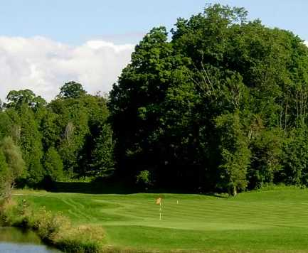 A view from Winchester Golf Club
