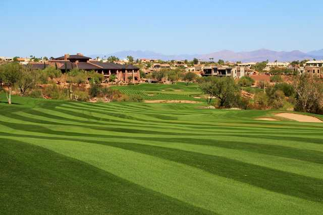 A view from FireRock Country Club