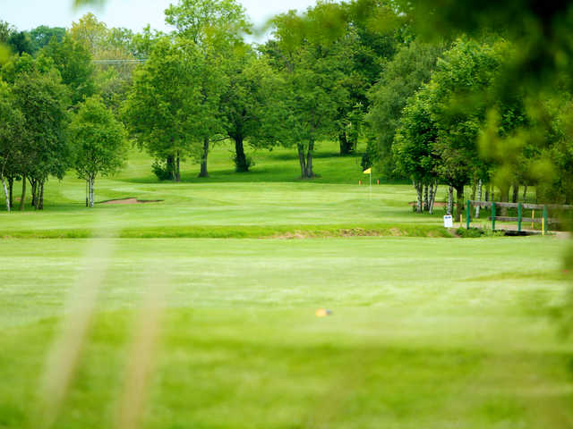 A view from Bourn Golf Club