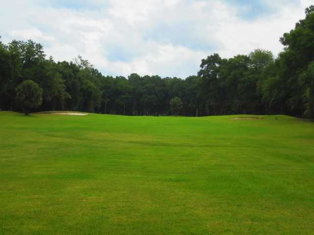 A view from fairway #11 at Wildwood Country Club.