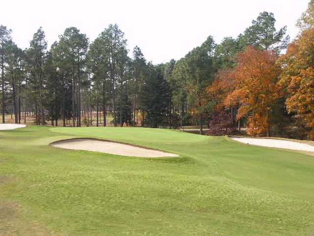 A view of green #3 at Pines Course from Country Club of Whispering Pines