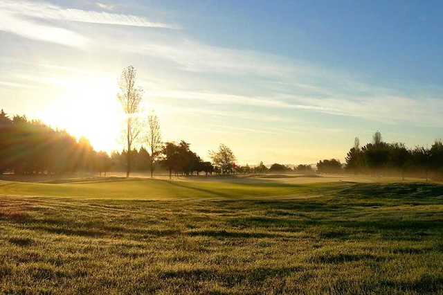 A view from Dorset Golf & Country Club.