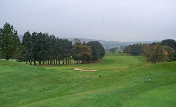 A view from South Bradford Golf Club