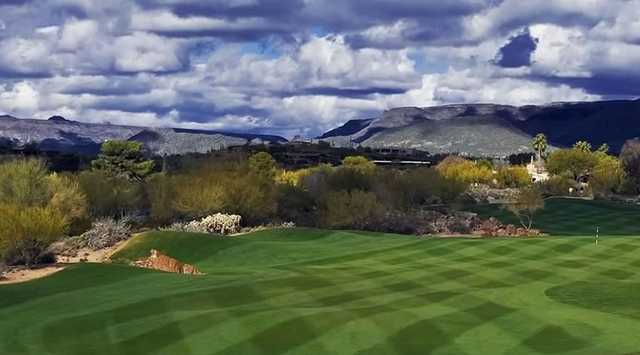 A view from North Course at Boulders Golf Club & Resort