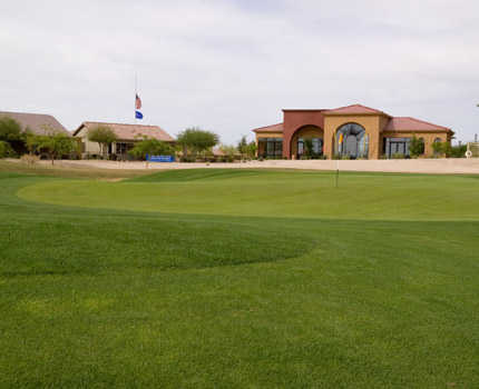 Mission Royale Golf Club: Clubhouse
