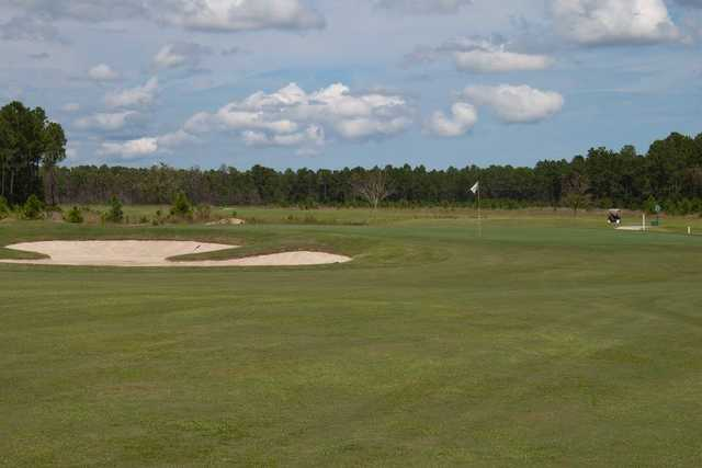 A view of the 4th hole at Grand Reserve Golf Club.