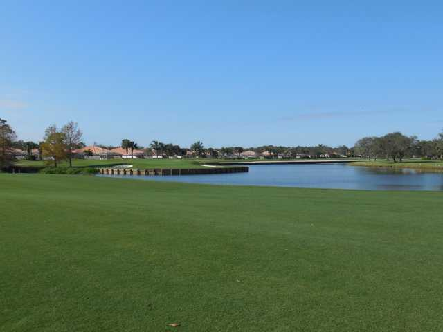 View from the 16th at The Florida Club