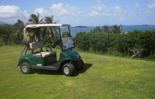 A view from Bay View Golf Course