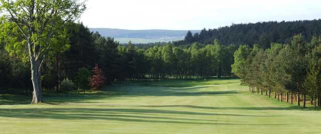 A view from the 8th fairway at Elgin Golf Club.