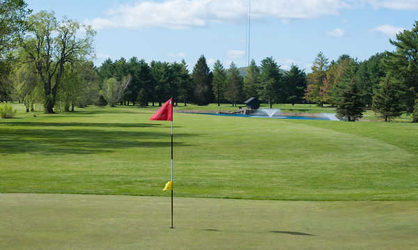 A view from Tunxis Country Club