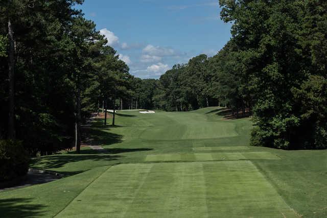 A view from tee #11 at Atlanta Country Club.