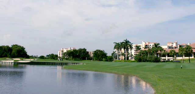 A view from The Club at Boca Pointe.
