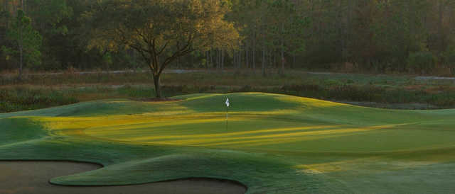 A view of hole #12 at North Course from Shadow Wood Country Club.