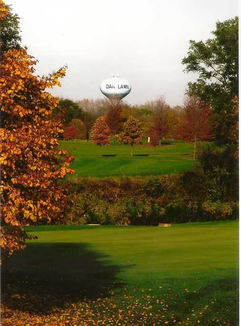 View of the 7th hole at Stony Creek Golf Course