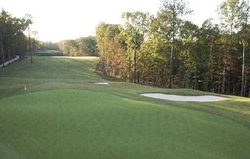 View from Eagle's Brooke Golf & Country Club