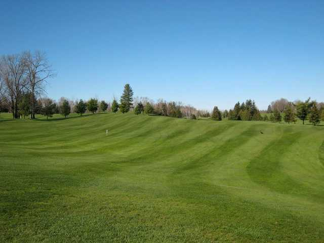 A view of the 4th hole at Shanty Bay Golf & Country Club - Klondike Course