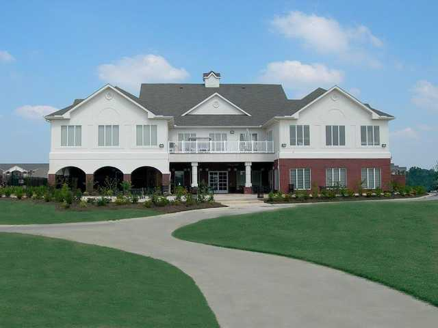 View of the clubhouse at The Links of Madison County Golf & Country Club