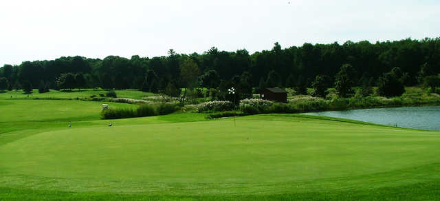 A view of a hole at Royal Stouffville Golf Course.
