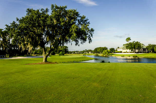 View of the 8th hole at Crane Lakes Golf & Country Club