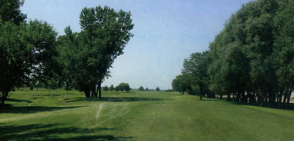 A view from North Bend Golf Course
