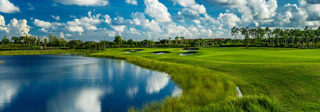 A view from Esplanade Golf and Country Club