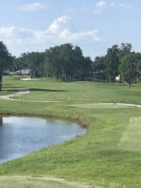View from #8 at Moccasin Wallow Golf Club