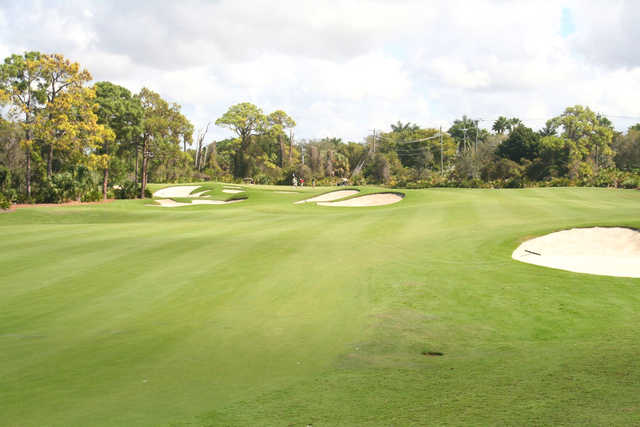 A view from The Colony Golf & Country Club.