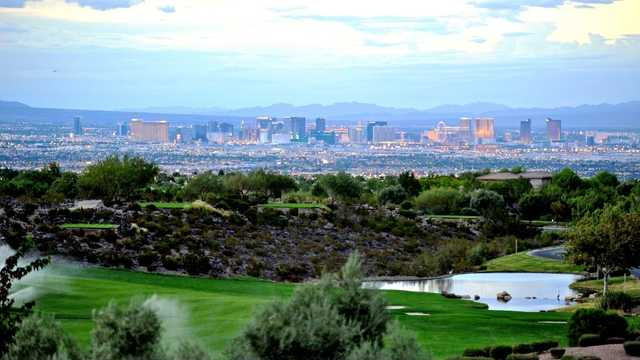 A view from Anthem Country Club.
