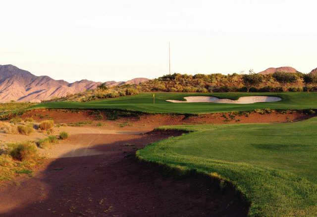 A view of a hole at Boulder Creek Golf Club (Brian Oar).