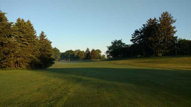 A view from a fairway at  Ottawa Park Golf Course (Robert Reifert).